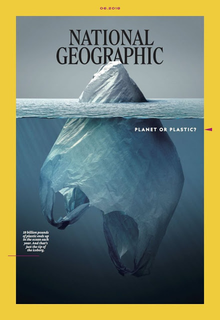 National Geographic's Newest Issue Breaks Hearts With Photos Of The Harsh Reality Of Plastic Pollution