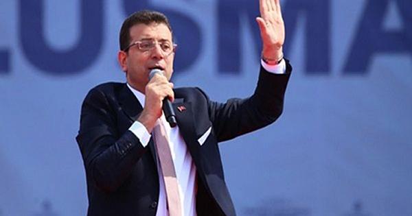 Ekrem İmamoğlu'ndan Oturaklı Vuruş: 'BU DAHA BAŞLANGIÇ'
