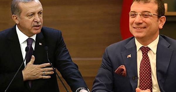 Erdoğan İmamoğlu'nu hedef aldı