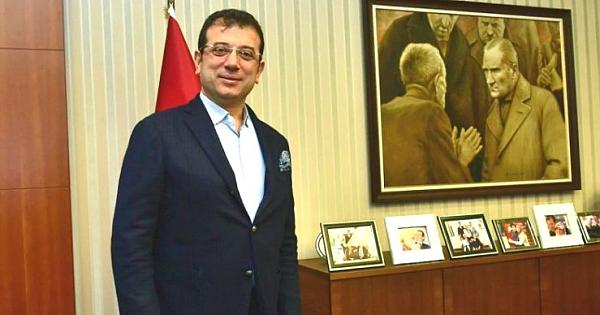 Ekrem İmamoğlu'nun odasındaki tablo iddiası yalan çıktı