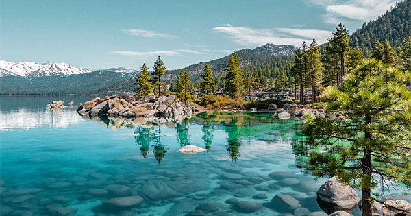 These 15 Amazing Lakes In The USA Are A MUST On Your Bucket List