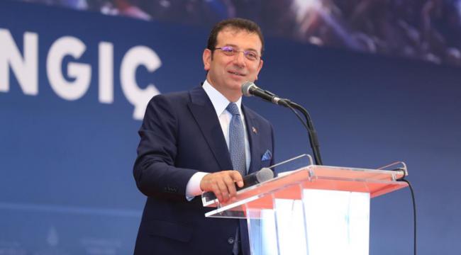 İBB Başkanı Ekrem İmamoğlu'ndan Erdoğan'a tatil yanıtı