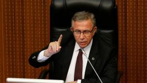 Mansur Yavaş tek cümlede Ankara'yı salladı