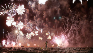 Town in Italy starts using Silent Fireworks as a way of Respecting their Animals