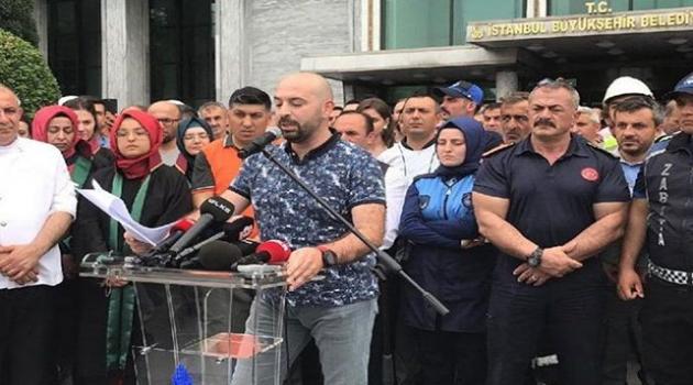 Ekrem İmamoğlu karşıtı eylem yapan çalışanlardan itiraf!